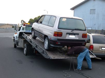 vehicle towing gilbert